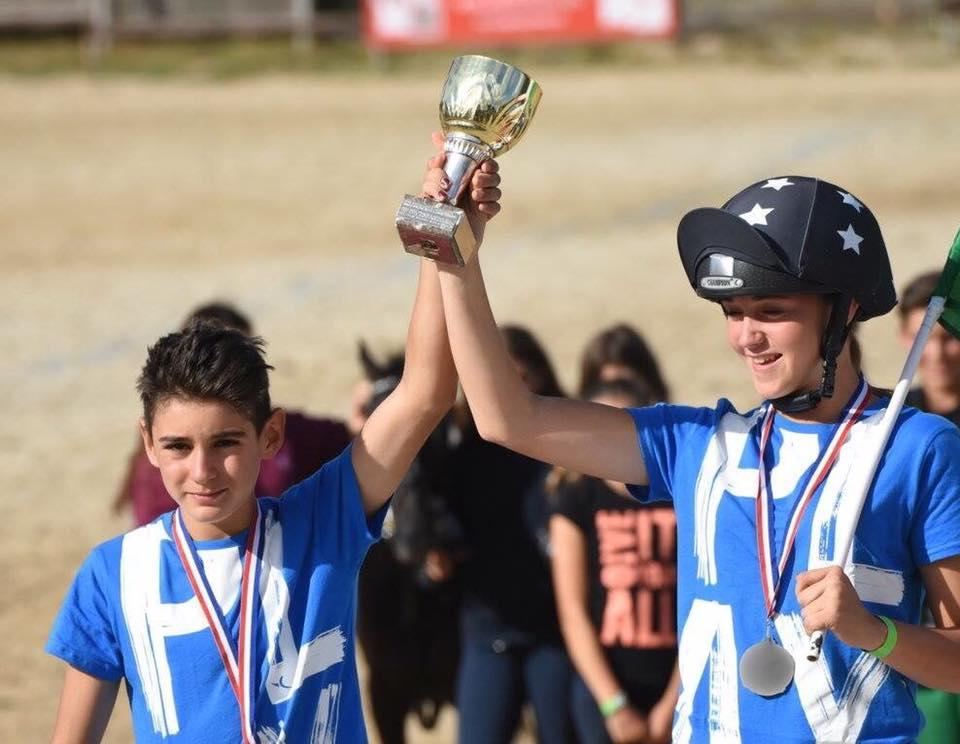 Mondiali a Coppie Mounted Games – La Bonde (Francia)