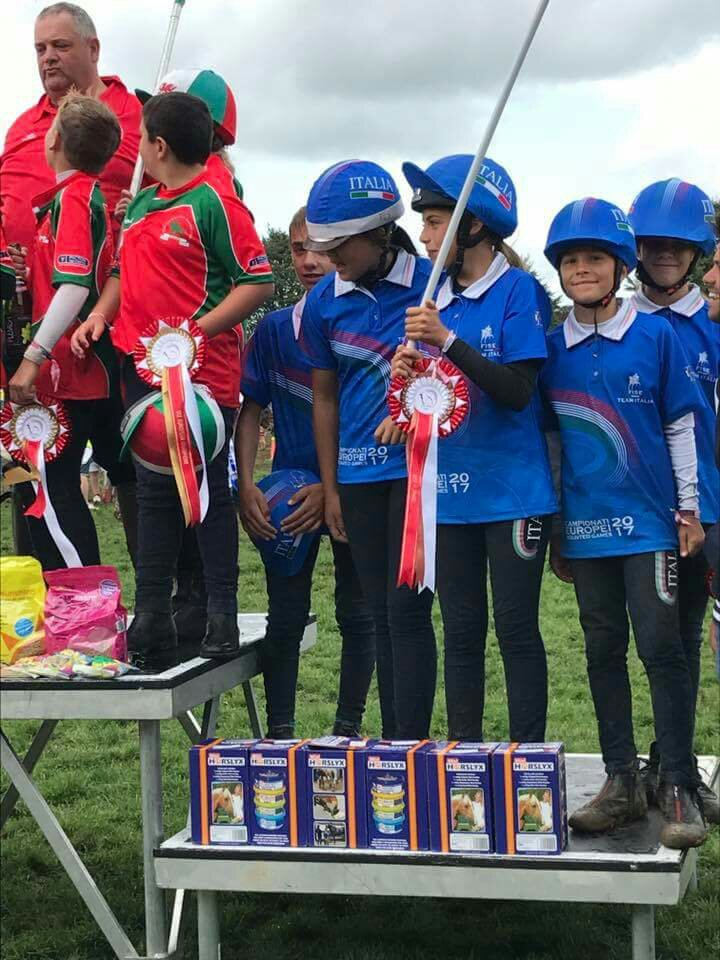 Campionati Europei Mounted Games – Inghilterra