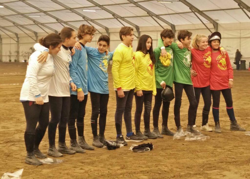 Campionati Italiani Mounted Games a Coppie – Pontedera (Pi)
