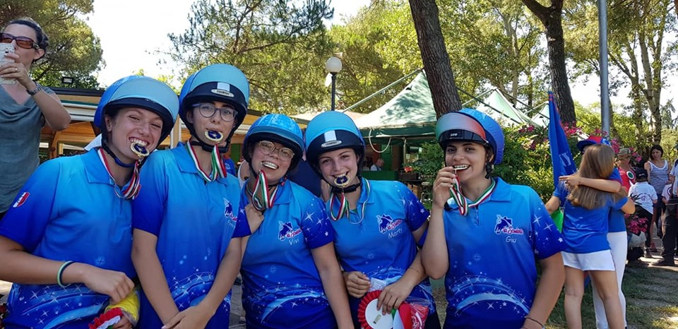 Campionati Italiani Club – Individuali MG – Cervia (Ra)