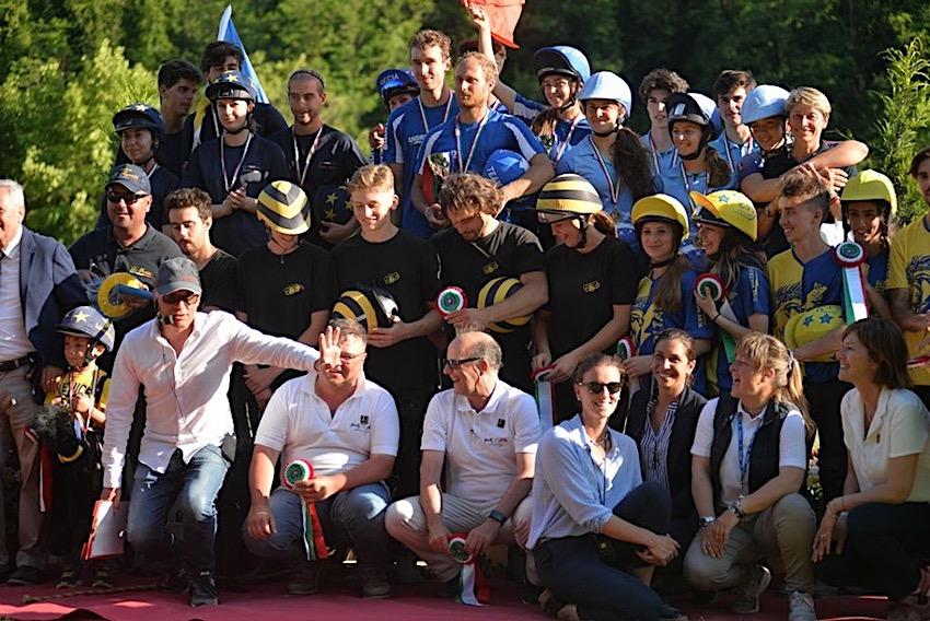 Campionati Italiani MG squadre – Pontedera (Pi)