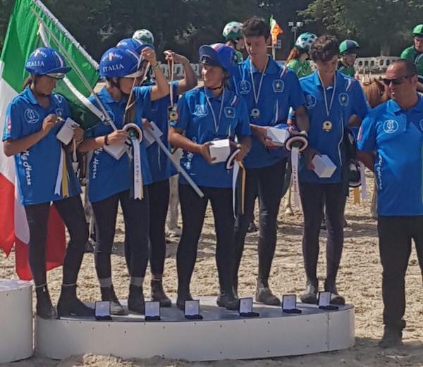 Campionati Europei Mounted Games – Irlanda