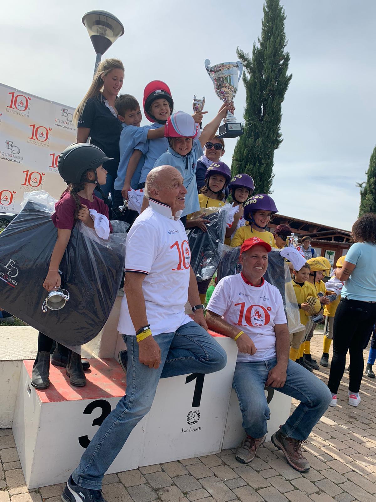 Trofeo 4 Regioni 4° tappa Montefalco (Pg) 11 – 13 ottobre 2019