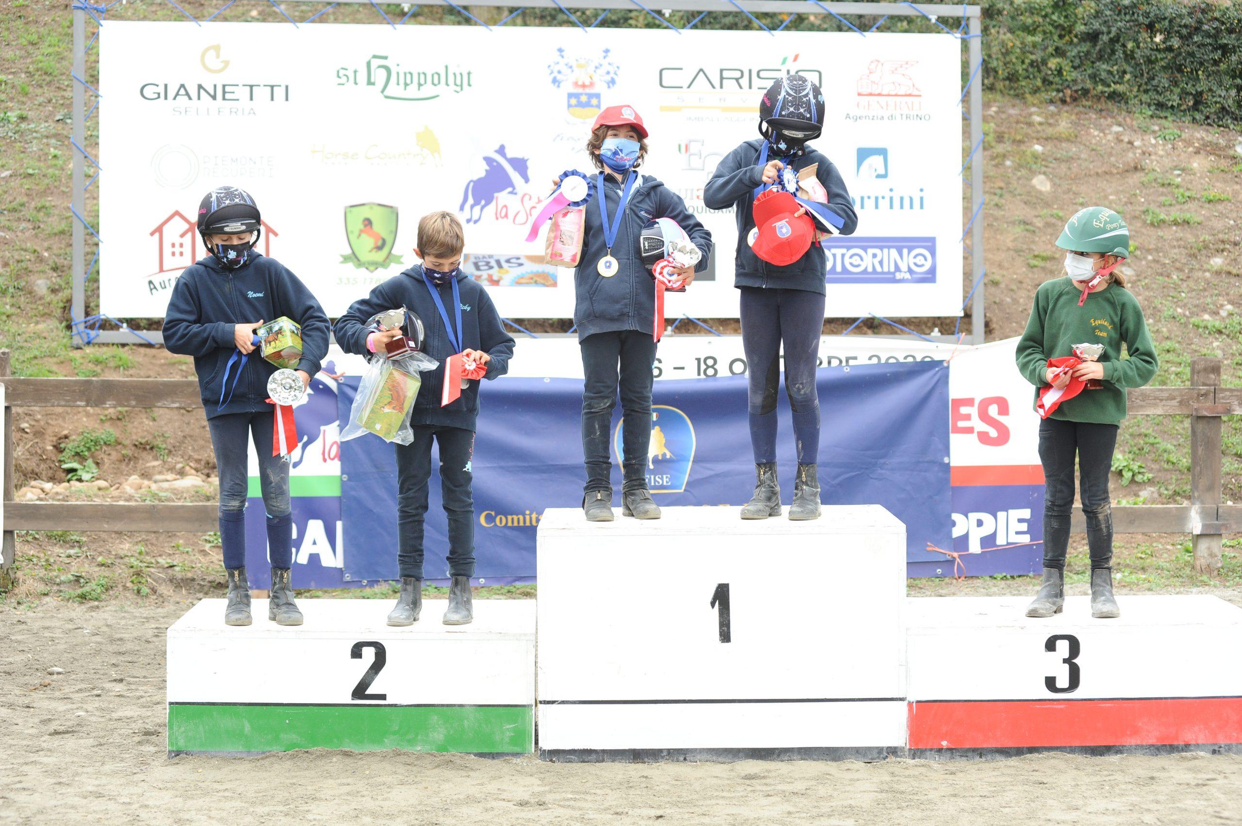 Campionati Piemontesi  – Cavaglià (Bi)  24 – 25 ottobre 2020